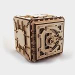 3D Puzzle Safe