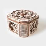 3D Puzzle Treasure Box