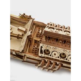 3D Puzzle U-9 Grand Prix Car