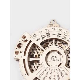 3D Puzzle Date Navigator