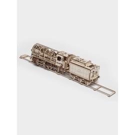 3D Puzzle Steam Locomotive